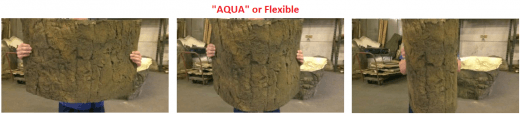 Aquarium material