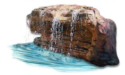 Garden Water Fall