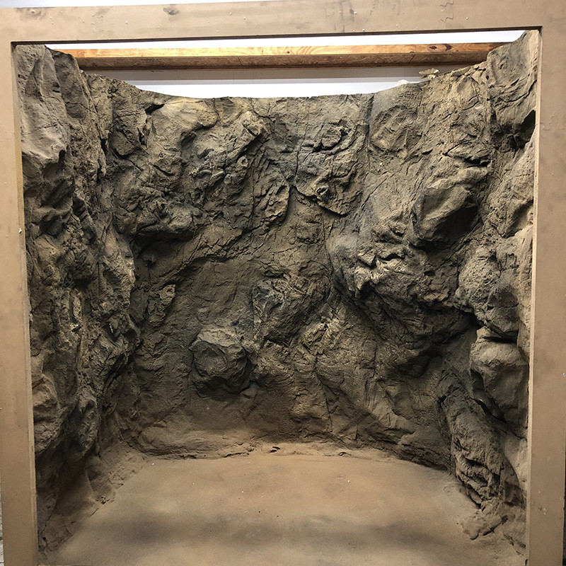 Cavern Wall (Panel)