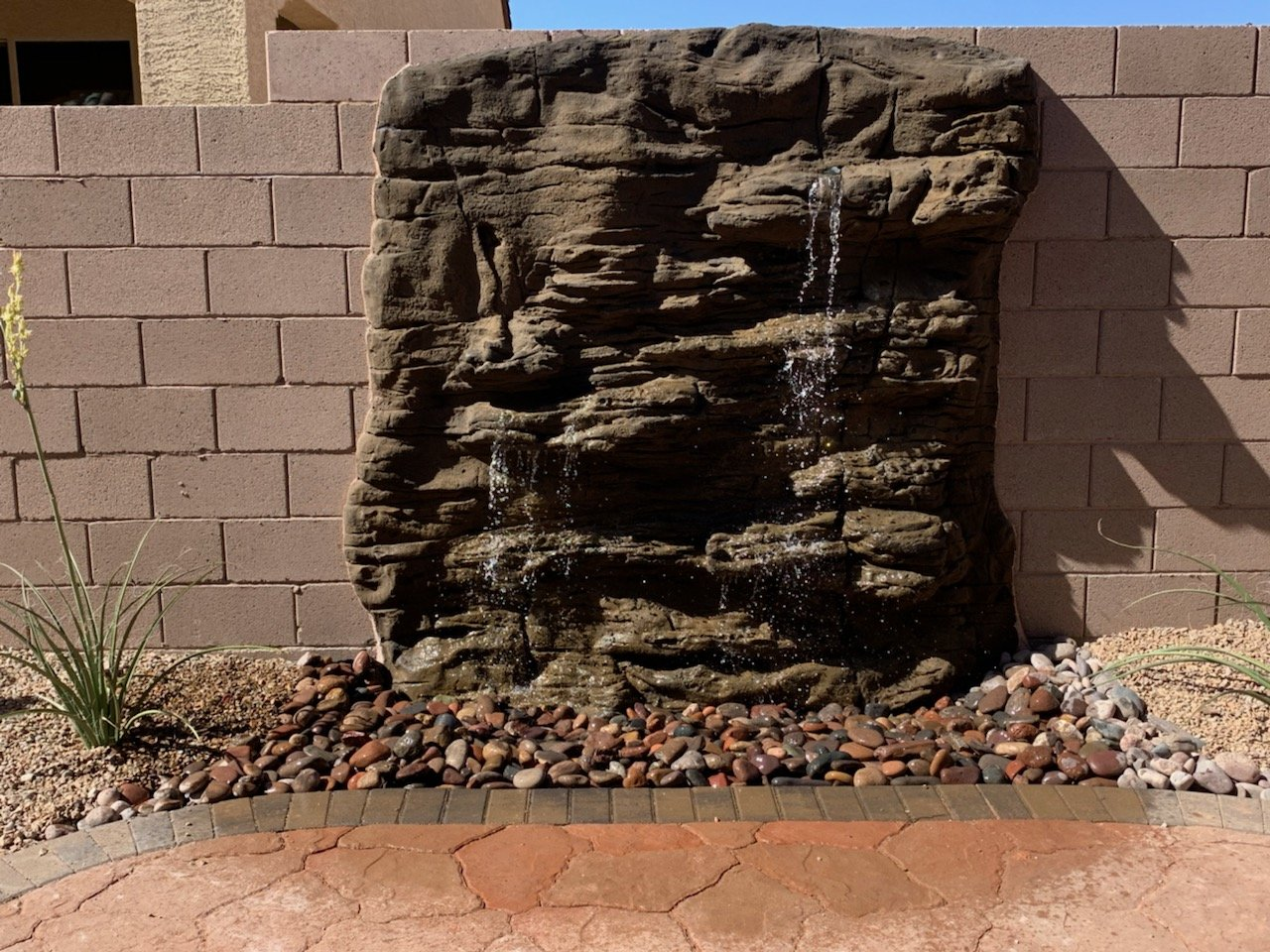 Rock Wall Panel-RWP-011/RWP-012