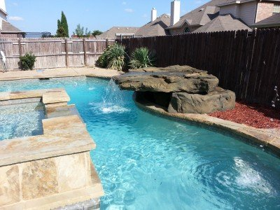 Transforming Your Pool with Artificial Rocks & Water Features