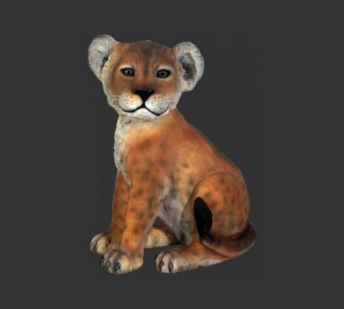 Lion Cub - Sitting