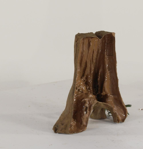 "Tree Stumps -004, 17"" and 23"" High"