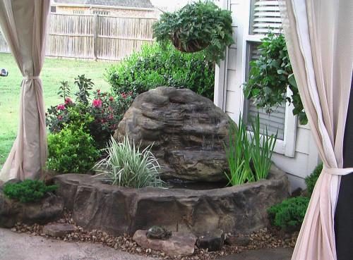 Garden Rocks Miniature World MW09-042