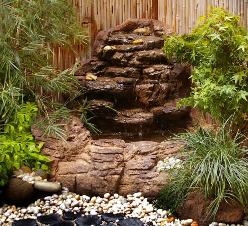 Small Corner Waterfall - SCW-004