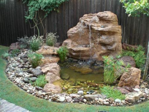 Large Waterfall - LW-003