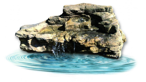 Waterfalls -  Small Rock Waterfall - SRW-021