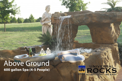 Above Ground Hot Tub / Spa