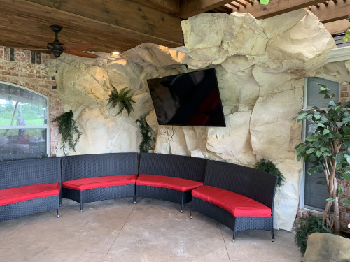 Custom Rock Wall Panels