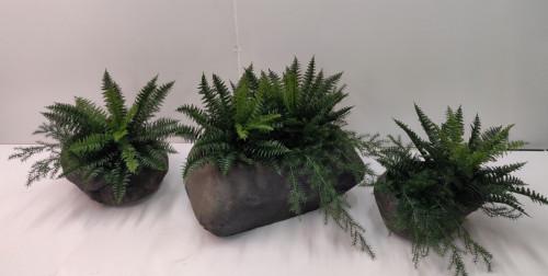 "Bargain-003 ""Riverstone Planter"""