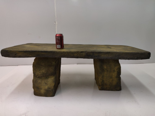 "Bargain-005 ""Rock Bench Seat"""