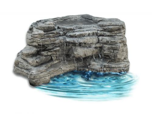 Large Edge Waterfall - LEW-006-corner