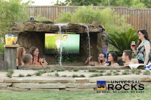 Large Rock Hot Tub / Spa (4 Options)