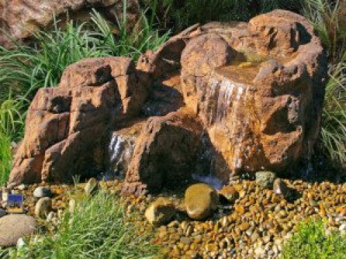 """Salt Creek Falls"" - Pondless Waterfall PLW-003"