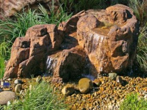 """Salt Creek Falls"" - Pondless Waterfall PLW-003"
