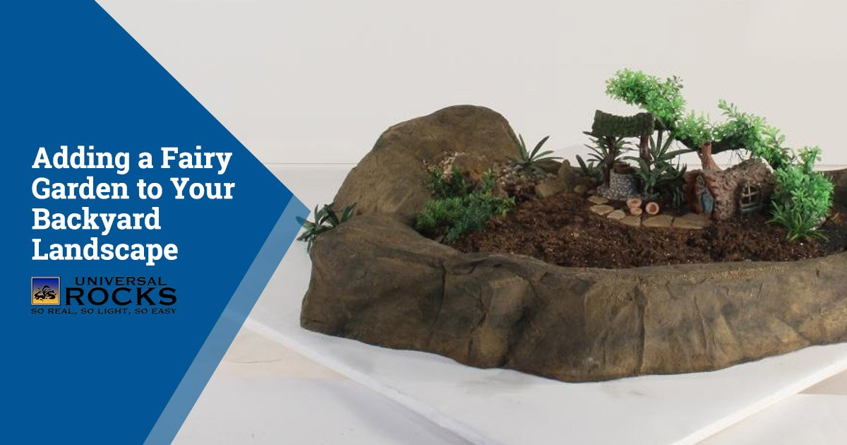Adding a Fairy Garden to Your Backyard Landscape