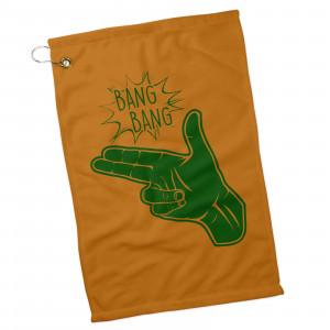 Bang Bang  Towel