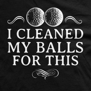 Cleaned Balls