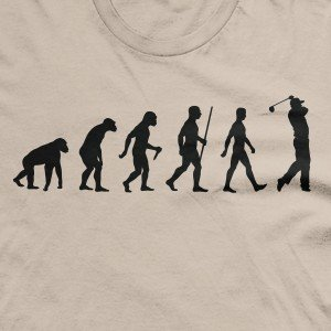 Evolution of Golf