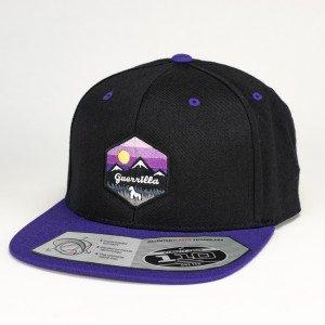 Guerrilla Purple Fade