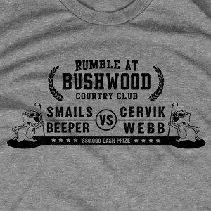 Rumble at Bushwood