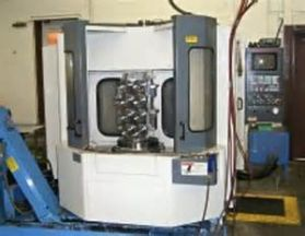 CNC Horizontal Machine
