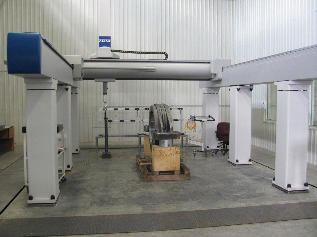 Inspection Coordinate Measuring Machine
