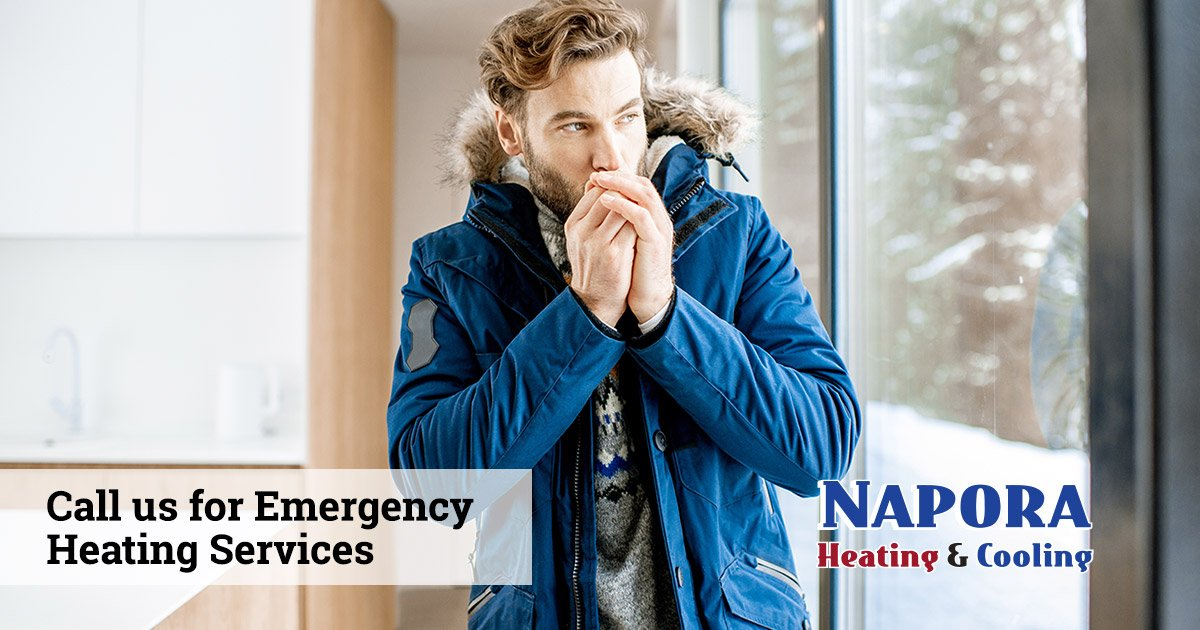Emergency Heater Service and Furnace Repairs in Rochester