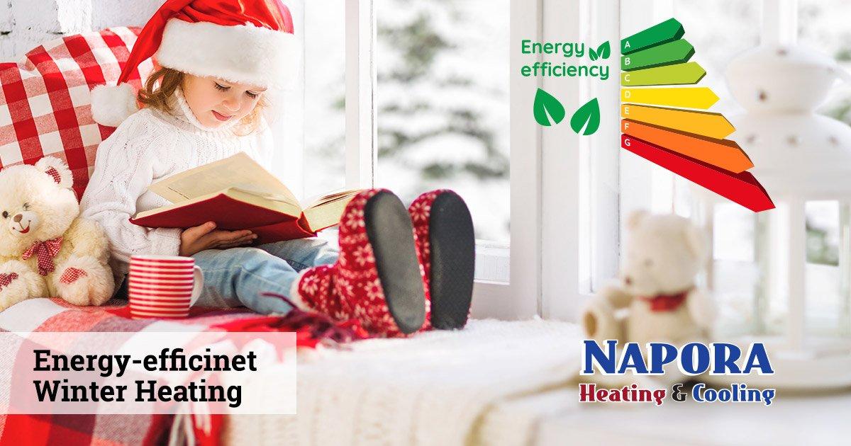 Energy-efficinet Winter Heating