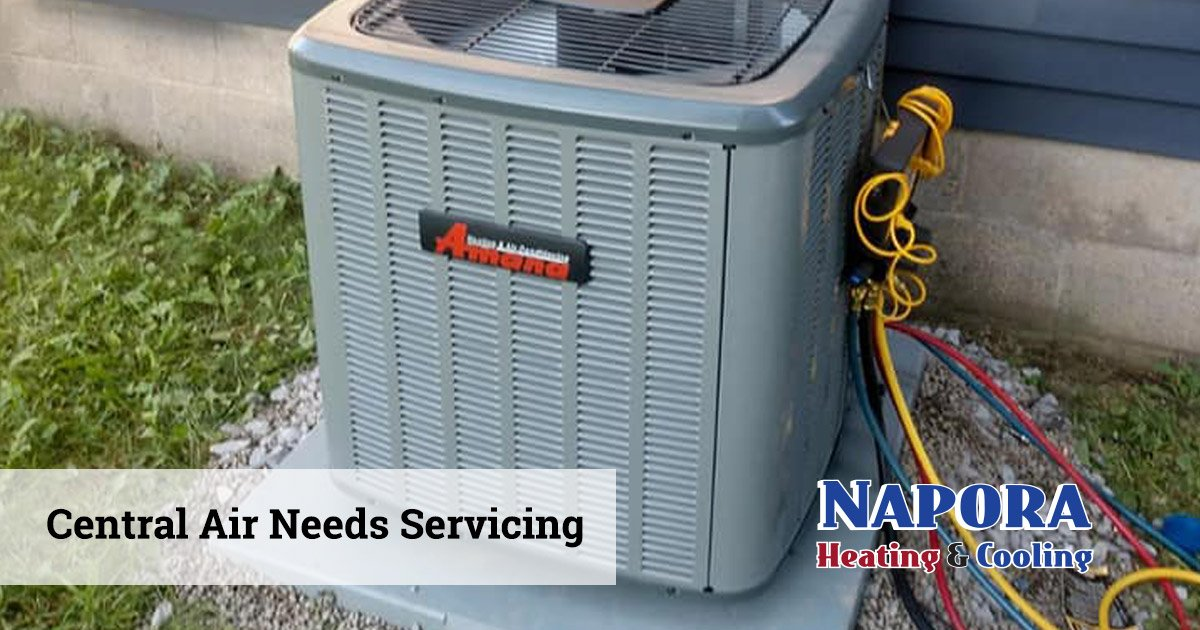 Warning Signs That Your Central Air Needs Service