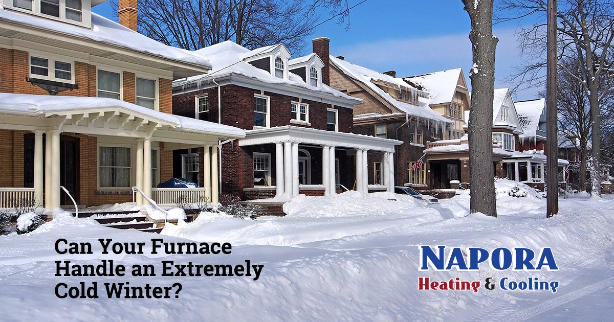 Can Your Furnace Handle an Extremely Cold Winter?