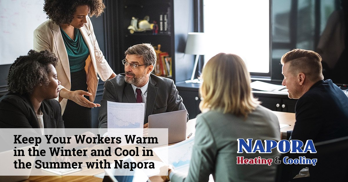 Office Temperature and Employee Productivity
