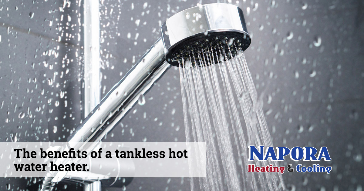 The Top Benefits of Upgrading to a Tankless Water Heater