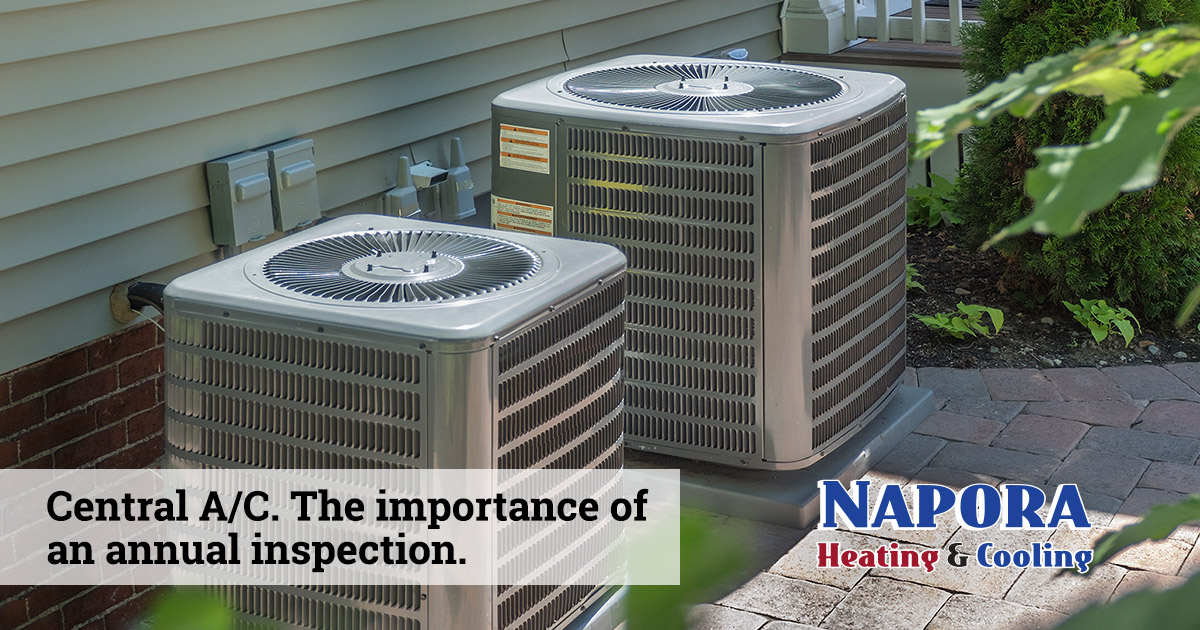The Importance of Seasonal Central Air Inspections
