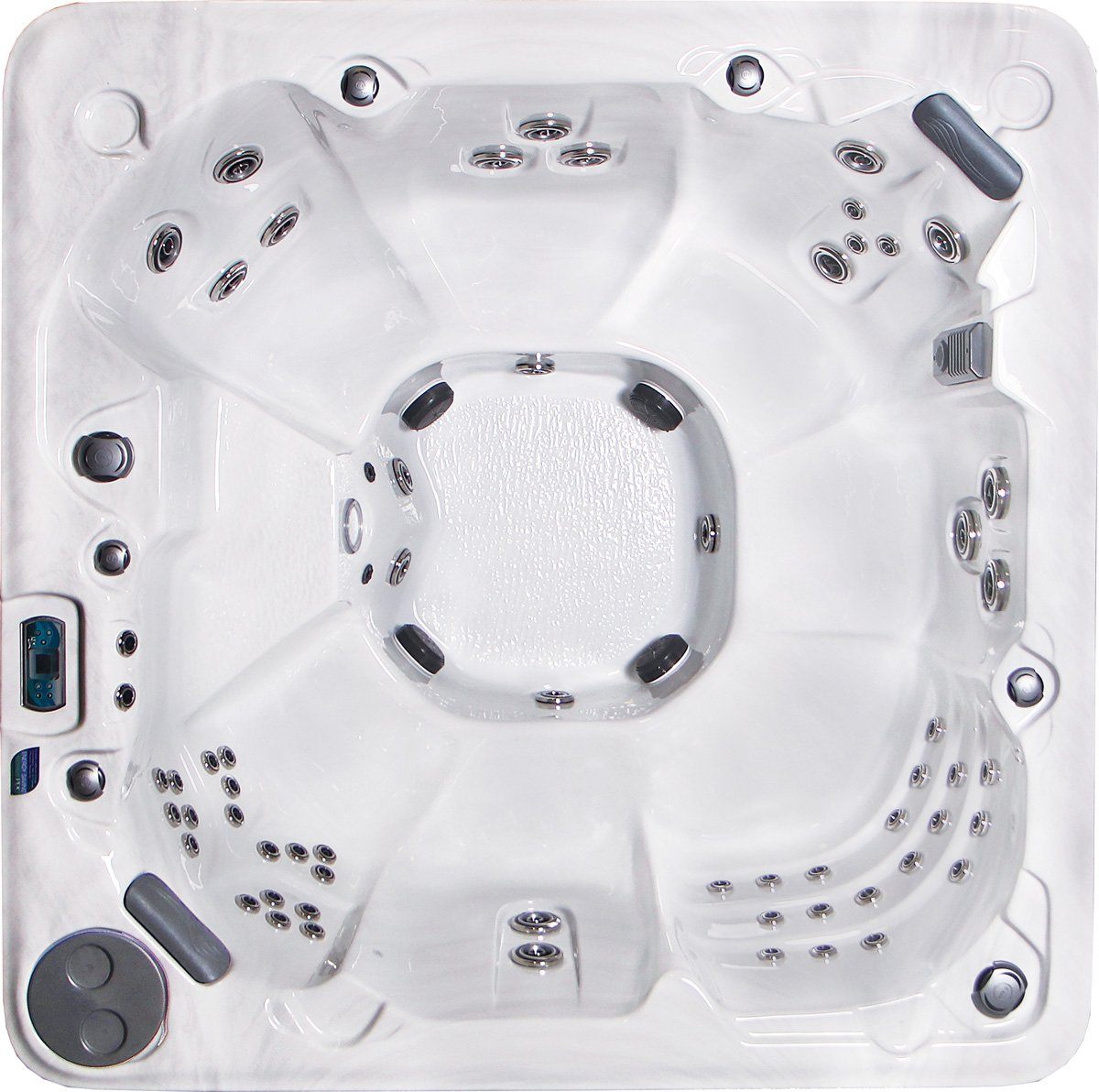 Denali Premium 7 Person Hot Tub
