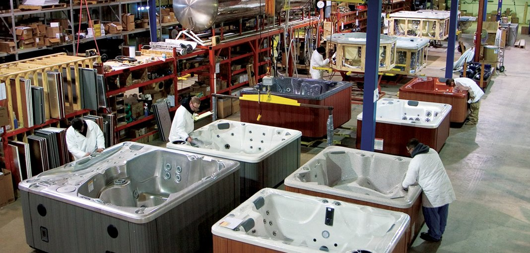 American Made Hot Tubs and Swim Spas