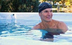 Swim Spa Reducing Discomfort