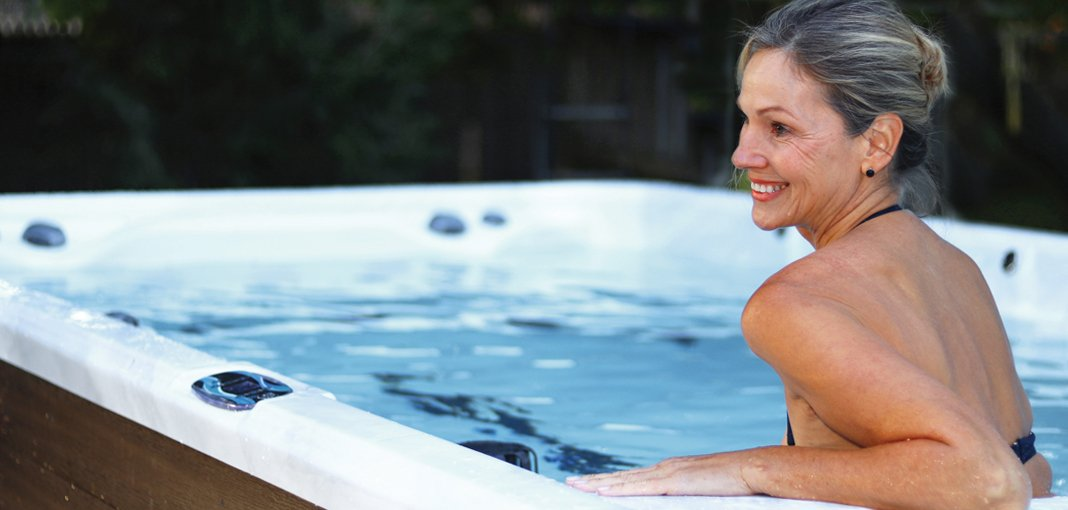 Arthritis Relief Swim Spas