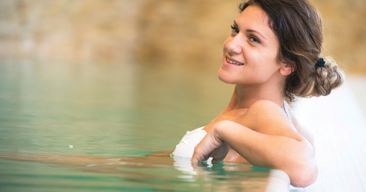 Aromatherapy for Hot Tubs and Spas