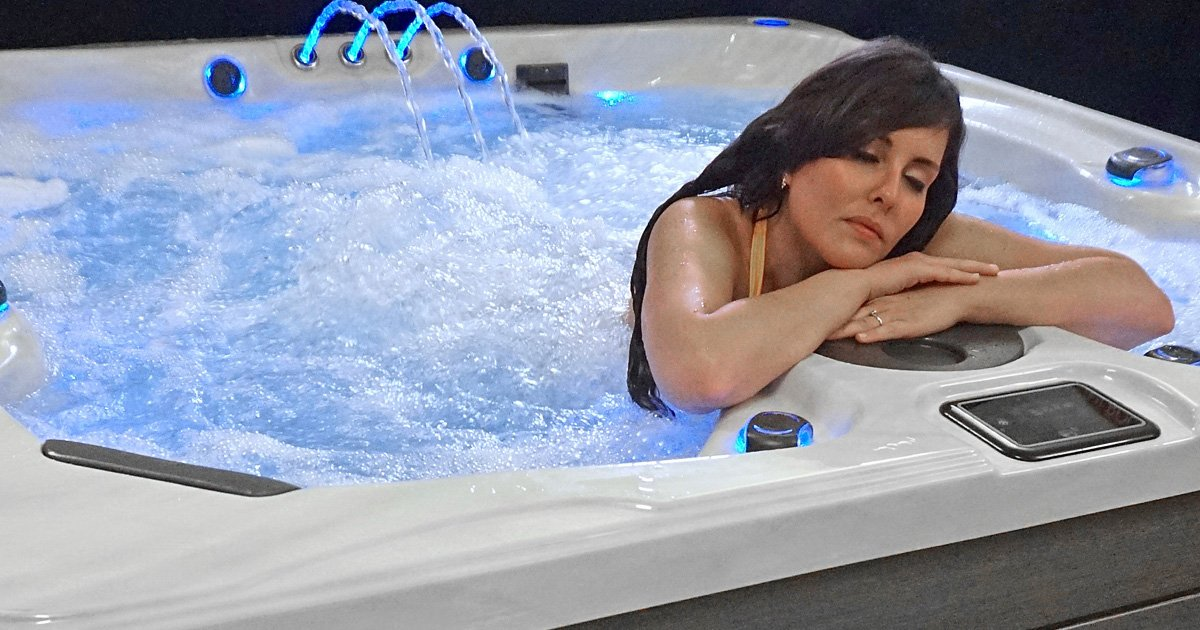 Health Benefits of a Hot Tub