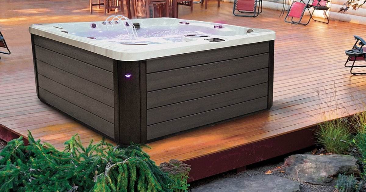 Win a PDC Spas Hot Tub at the Del Lago Casino!