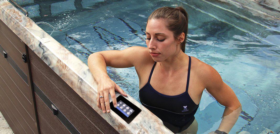 Swim Spa Control