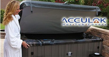 acculok hot tub cover