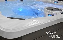 hot tub ozone water purification