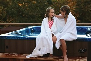 hot tubs for all ages
