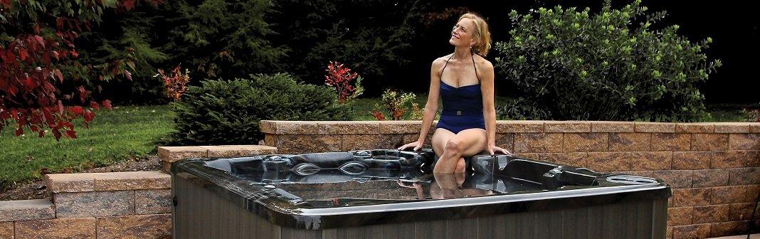 PDC Spas hot tub colors