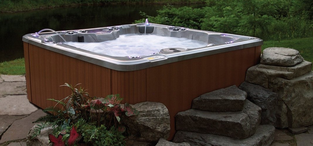 PDC Spas hot tub spa