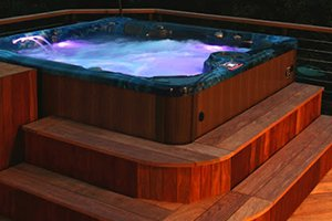luxury hot tub lighting pdc spas