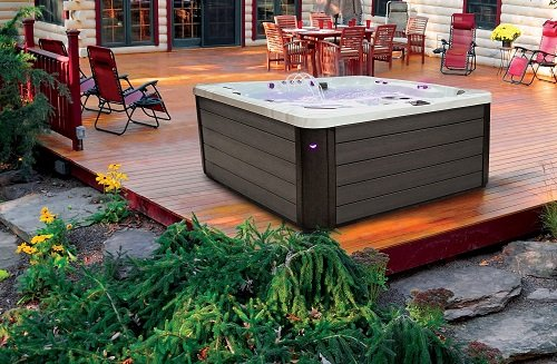PDC Spas Luxury hot tubs