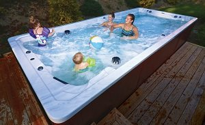 Family Fun Swim Spa